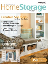 Quick & Easy Home Storage Projects Cover