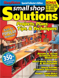 Small Shop Solutions Cover