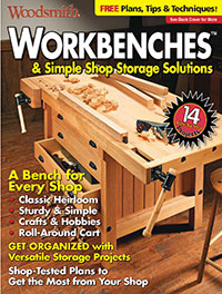 Workbenches & Simple Shop Storage Solutions Cover